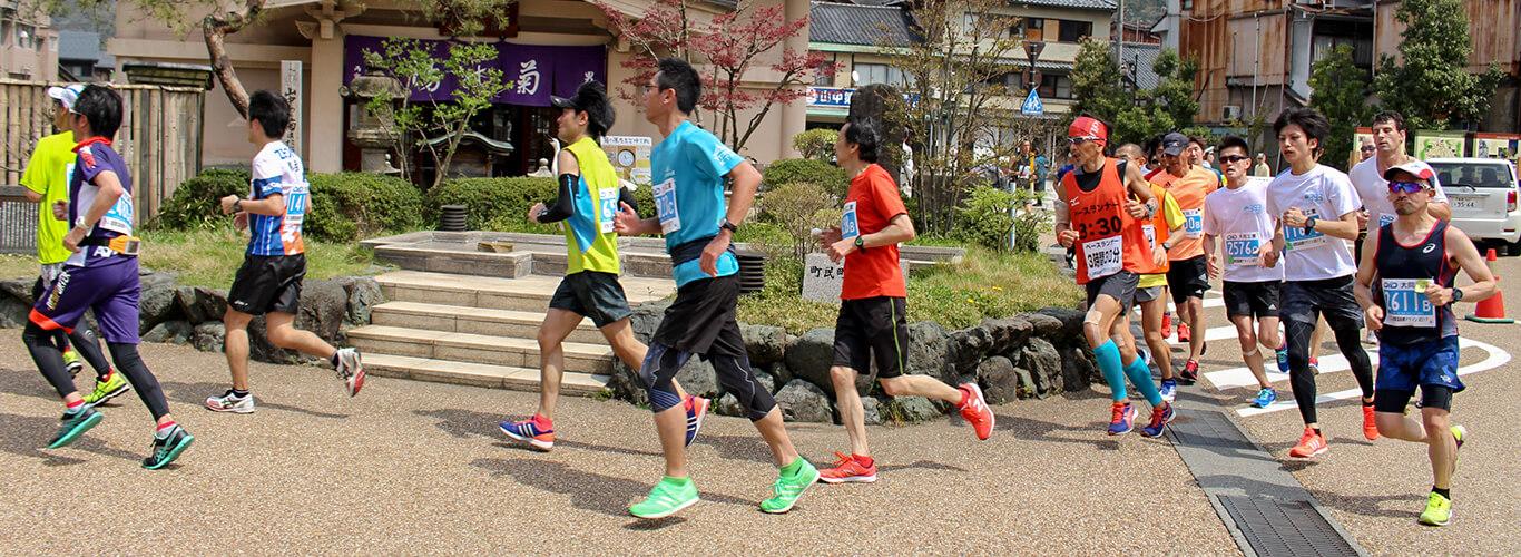 2018加賀温泉郷マラソン